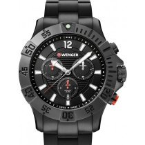 Wenger 01.0643.121 Seaforce Taucher-Chronograph 43mm 20ATM