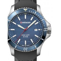 Wenger 01.0641.119 Seaforce Herren 43mm 20ATM