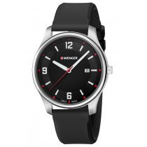 Wenger 01.1441.109 City Active Herren 43mm 3ATM
