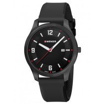 Wenger 01.1441.111 City Active Herren 43mm 3ATM