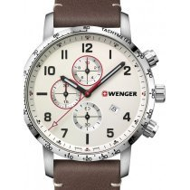 Wenger 01.1543.113 Attitude Chronograph 44mm 10ATM