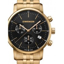 Wenger 01.1743.103 Urban Classic Chronograph 44mm 10ATM