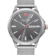 Swiss Military Hanowa 06-3346.04.009 Day Date Classic 45mm 10ATM