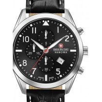Swiss Military Hanowa 06-4316.04.007 Helvetus Chronograph 43mm 10ATM