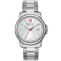 Swiss Military Hanowa 06-5230.7.04.001.30 Swiss Recruit II Herren 39mm 5ATM