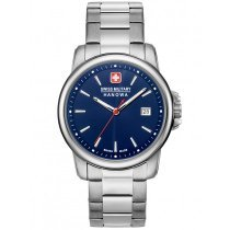 Swiss Military Hanowa 06-5230.7.04.003 Swiss Recruit II Herren 39mm 5ATM