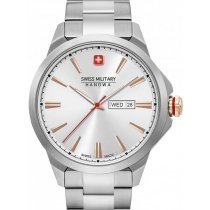 Swiss Military Hanowa 06-5346.04.001 Day Date Classic 45mm 10ATM
