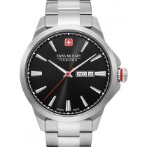 Swiss Military Hanowa 06-5346.04.007 Day Date Classic 45mm 10ATM