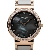 Bering 10725-769 Ceramic Damen 25mm 5ATM