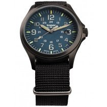Traser H3 108632 P67 Officer GunMetal Blue Herren 42mm 10ATM
