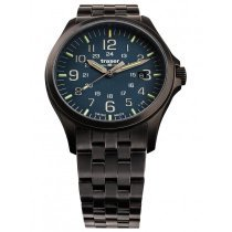 Traser H3 108739 P67 Officer GunMetal Blue Herren 42mm 10ATM