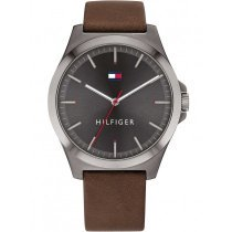 Tommy Hilfiger 1791717 Barclay Herrenuhr 44mm 3ATM