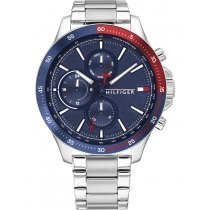 Tommy Hilfiger 1791718 Dressed Up Herrenuhr 46mm 5ATM