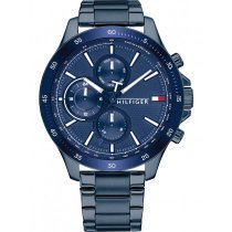 Tommy Hilfiger 1791720 Casual Herrenuhr 46mm 5ATM