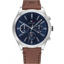 Tommy Hilfiger 1791741 Ashton Herrenuhr 44mm 5ATM