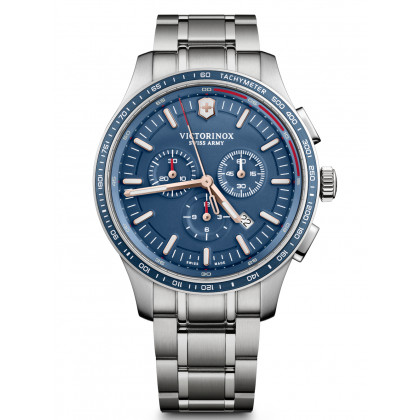 Victorinox 241817 Alliance Sport Chronograph 44mm 10ATM