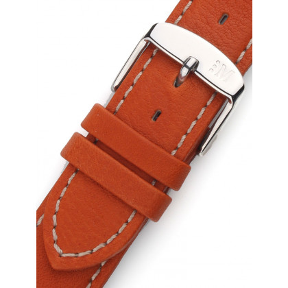 Morellato A01U3821712042CR20 oranges Uhrenarmband 20mm