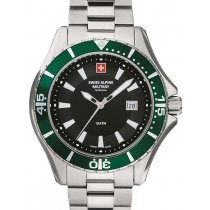 Swiss Alpine Military 7040.1134 Diver 45mm 10ATM