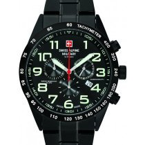 Swiss Alpine Military 7047.9177 Chrono 43mm 10ATM