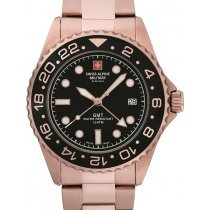Swiss Alpine Military 7052.1167 GMT Diver 42mm 10ATM
