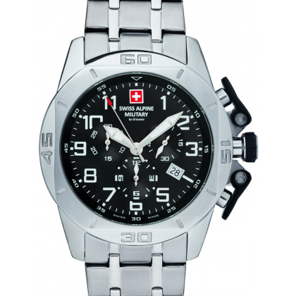 Swiss Alpine Military 7063.9137 Chrono 45mm 10ATM