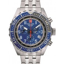 Swiss Alpine Military 7076.9135 Chrono 44mm 10ATM