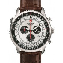 Swiss Alpine Military 7078.9532 Chrono Herren 45mm 10ATM