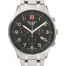 Swiss Alpine Military 7084.9137 Chronograph 43mm 10ATM
