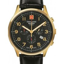 Swiss Alpine Military 7084.9517 Chronograph 43mm 10ATM