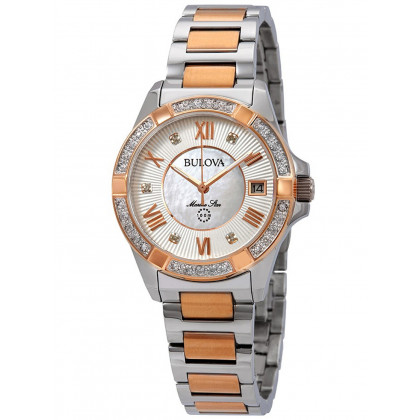 Bulova 98R234 Marine Star Damen 32mm 10ATM