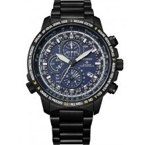 Citizen AT8195-85L Eco-Drive Promaster Funkuhr Chronograph 45mm
