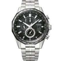 Citizen AT8218-81E Eco-Drive Funkuhr Chronograph 43mm 10ATM