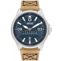 AVI-8 AV-4063-02 Hawker Harrier II Herren 44mm 5ATM