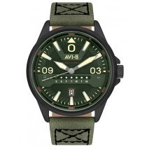 AVI-8 AV-4063-04 Hawker Harrier II Herren 44mm 5ATM