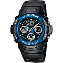 CASIO AW-591-2AER G-SHOCK 46mm 20ATM