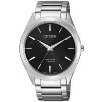 Citizen BJ6520-82E Eco-Drive Titanium Herren 39mm 5ATM