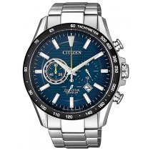 Citizen CA4444-82L Eco-Drive Titanium Chronograph 43mm 10ATM