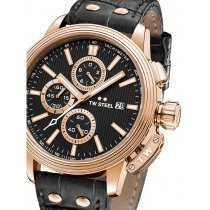 TW-Steel CE7011 CEO Adesso Chronograph 45mm 10ATM