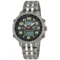 ETT EGS-11302-22M Solar Drive Funk Hunter II Chrono 48mm 10ATM