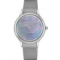 Citizen EM0810-84N Eco-Drive Elegance Damen 32mm 5ATM