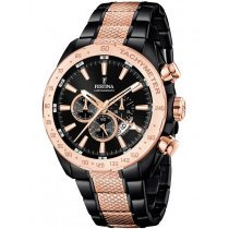 Festina F16888/1 Dual-Time Chronograph 44mm 10ATM