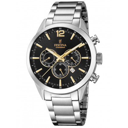 Festina F20343/4 Timeless Chronograph 43mm 10ATM