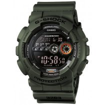 CASIO GD-100MS-3ER G-SHOCK 51mm 20ATM