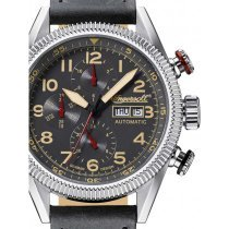 Ingersoll IN1102GU Grizzly Herren Automatik 46mm 5ATM