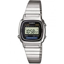 CASIO LA670WEA-1EF Collection Damen 24mm 3ATM