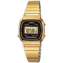 CASIO LA670WEGA-1EF Collection Damen 24mm 3ATM