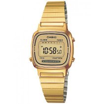 CASIO LA670WEGA-9EF Collection Damen 24mm 3ATM