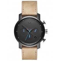 MVMT MC02-GML Chrono Gunmetal Sandstone 40mm 10ATM