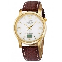 Master Time MTGA-10298-13L Funk Basic Series Herren 41mm 3ATM