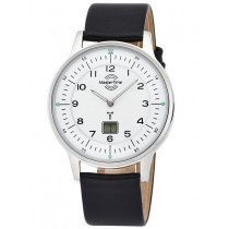 Master Time MTGS-10657-70L Funk Slim II Series Herren 42mm 5ATM